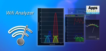 It is a analysis shown by Wifi Analyser-  Top 10 Best Tools and Utility Apps for Android in 2021