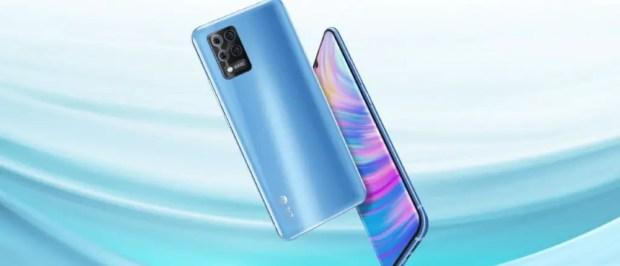 ZTE Blade  20 pro- List of Best 5G Phones Under 20,000  in 2021.