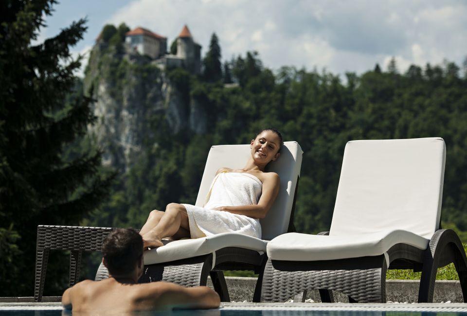 Rikli Hotel Balance Lago di Bled
