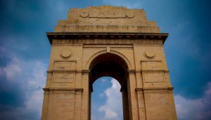 Delhi India Gate ( Porta d'India )