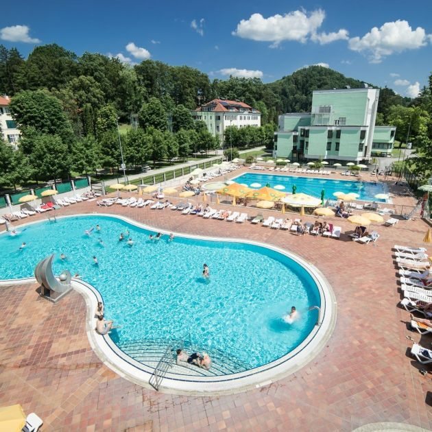 Grand Hotel Rogaska Thermal Riviera