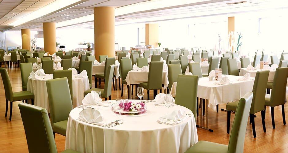 テルメラスコホテルテルマナレストラン