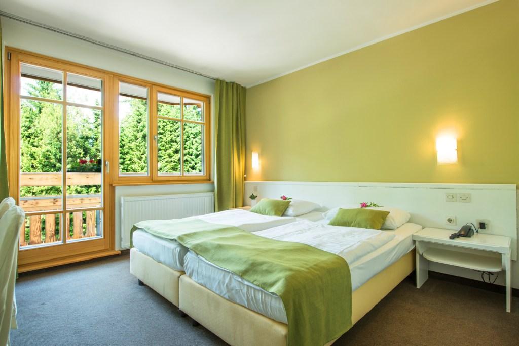 होटल रिबानो रूम लेक ब्लीड
