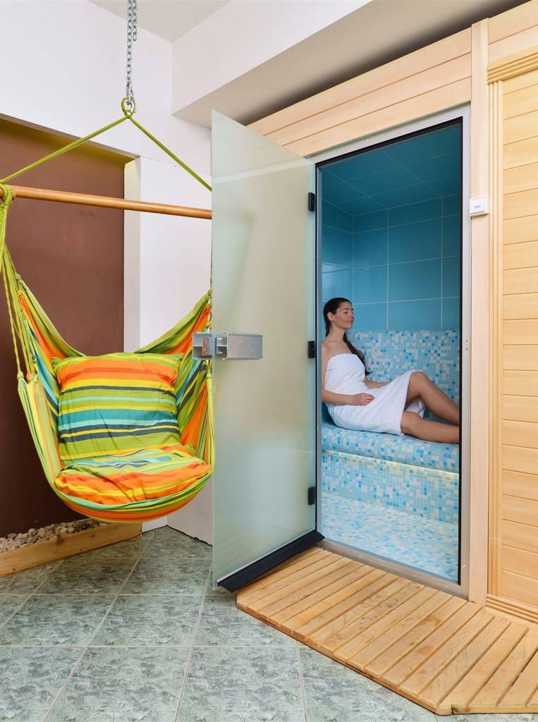 Hotel Kompas sauna