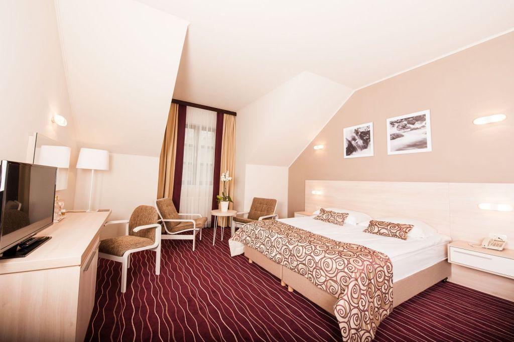 Habitación Premium Hotel Zagreb