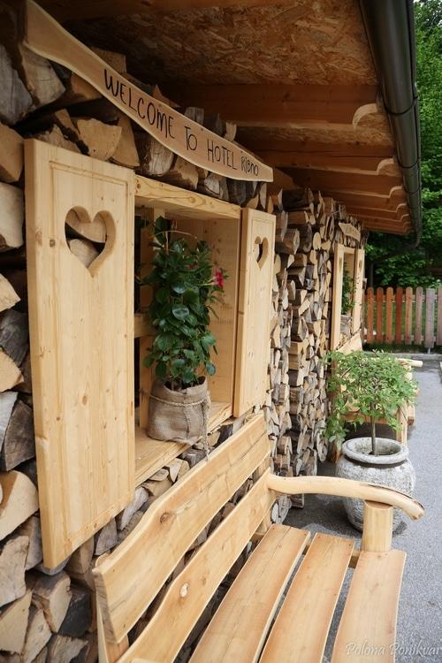 Hotel Ribno Lago di Bled