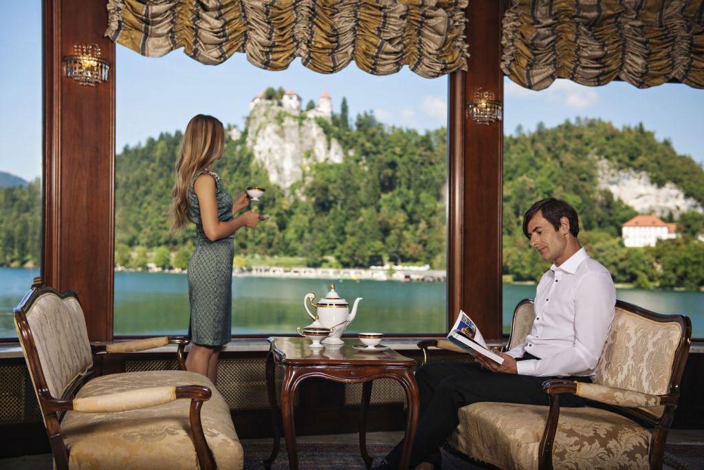 Grand Hotel Toplice Lago di Bled