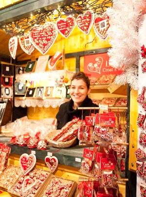 Kerstmarkten in Zagreb