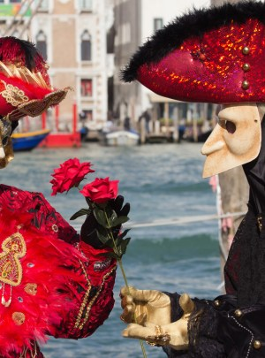 Venetië Carnaval Italië