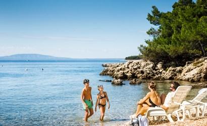 Hotel Eva Insel Rab Kroatien