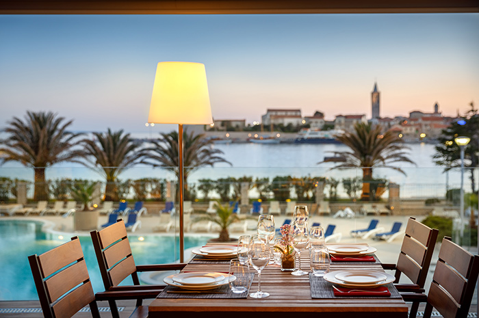 Hotel Padova Isola di Rab Croazia