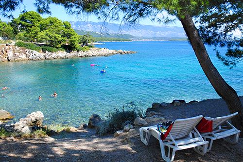 Hotel Eva Ilha de Rab Croácia