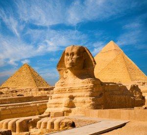 Egipatske piramide sfinge