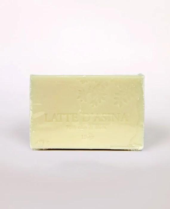 Care Soap con latte di asina e argilla bianca