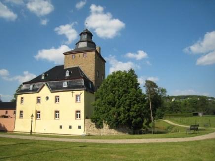 Cabriotour: Rech - Bad Münstereifel - Krefeld