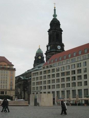 Kurzeindruck #Dresden
