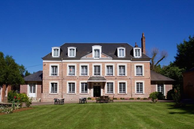 Hotel Gacé Frankreich Normandie außergewöhnlich übernachten Onre Eure Hotel