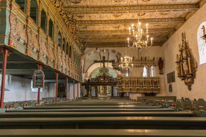 Cuxhaven, Wochenendreise, Kirche, Bauerndom, Lüdingworth