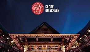 Globe on Screen