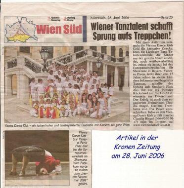 Kronen Zeitung 2006