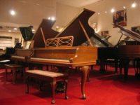 Steinway - Model M, Chippendale - Vienna Piano