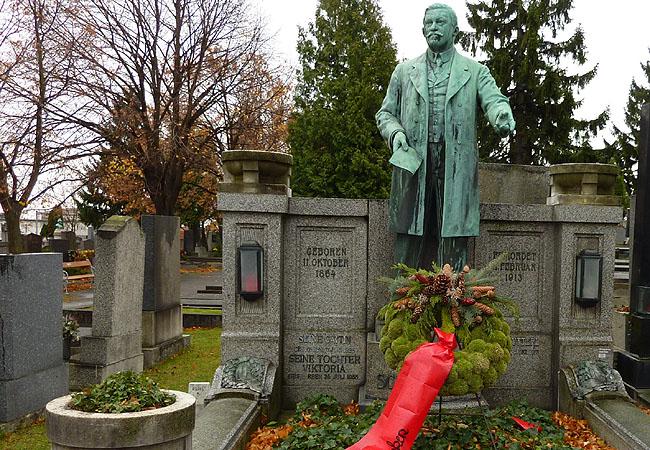 Schuhmeier Friedhof Ottakring