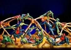 Cirque du Soleil  Vienna 2015