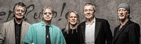 Deep Purple concert in vienna