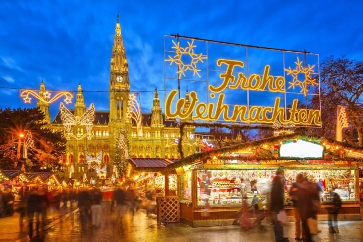 Merry Christmas Vienna