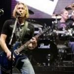 Nickelback concert Vienna 2013
