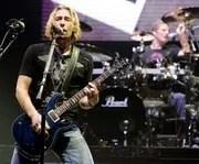 Nickelback Vienna 2013