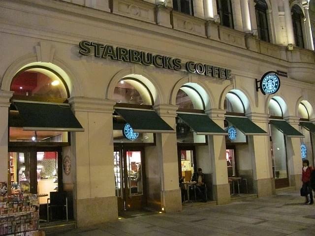 Starbucks Vienna