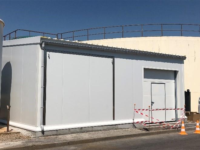 Création bâtiment