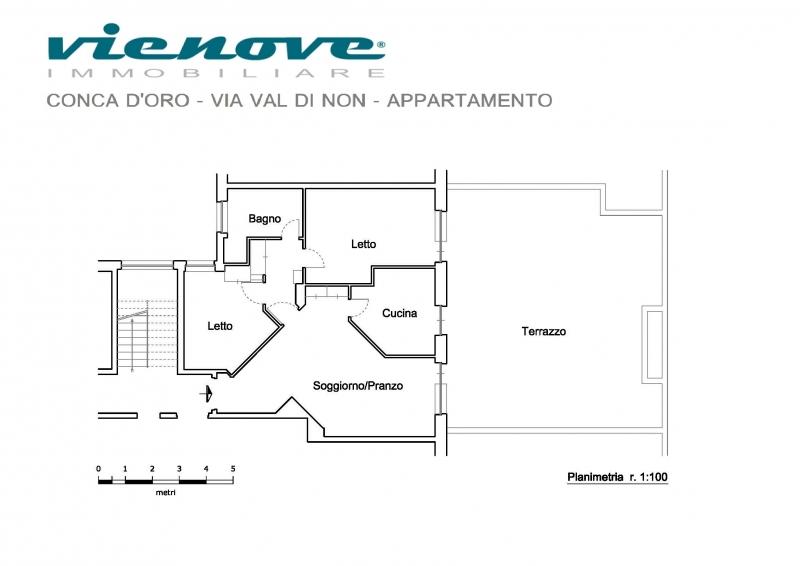 Roma  Conca dOro Appartamento con terrazzo  Vienove