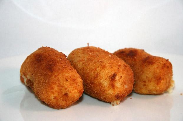 Napoli Crocchette di Patate