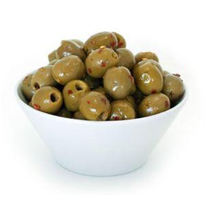 olive denocciolate piccanti in olio in vetro da 3100 ml m103 1.1