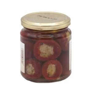 peperoni ripieni con capperi e acciughe in vetro da 3100 ml n071 1