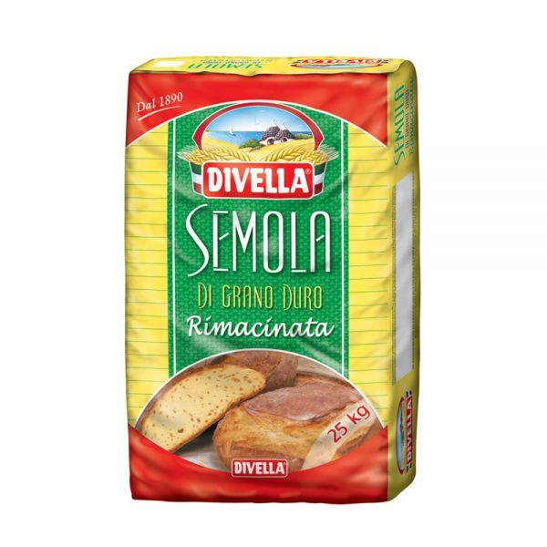 semola rimacinata grano duro divella in sacchi da 25 kg 25 kg fr04 1.1
