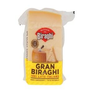 biraghi spicchio gran biraghi formaggio stagionato 500 g