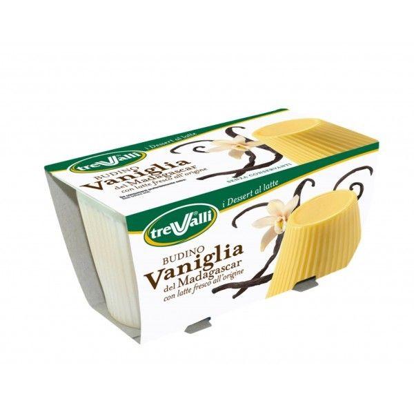 budino trevalli gr 200 vaniglia