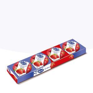 confettura fragole in porzioni Hero fruttissima share