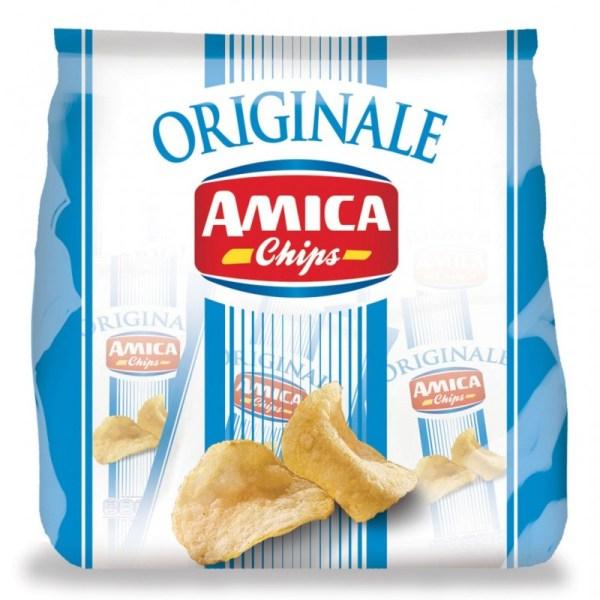 patatina originale time out confezione 6x25g amica chips 150 g1