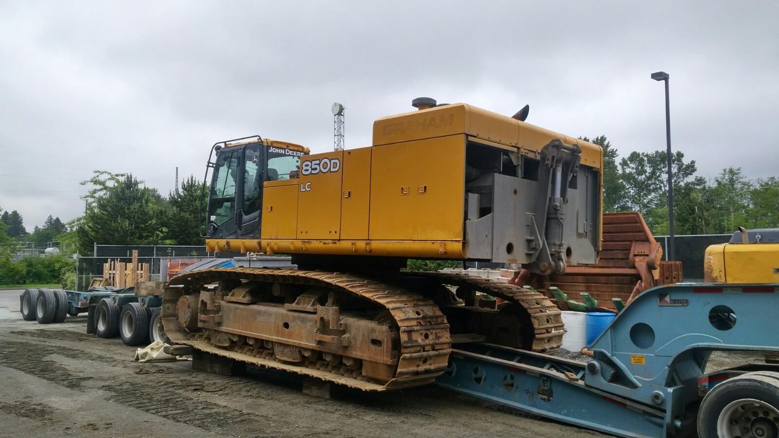 JD850D LC 2 john deere 850 hydraulic pump