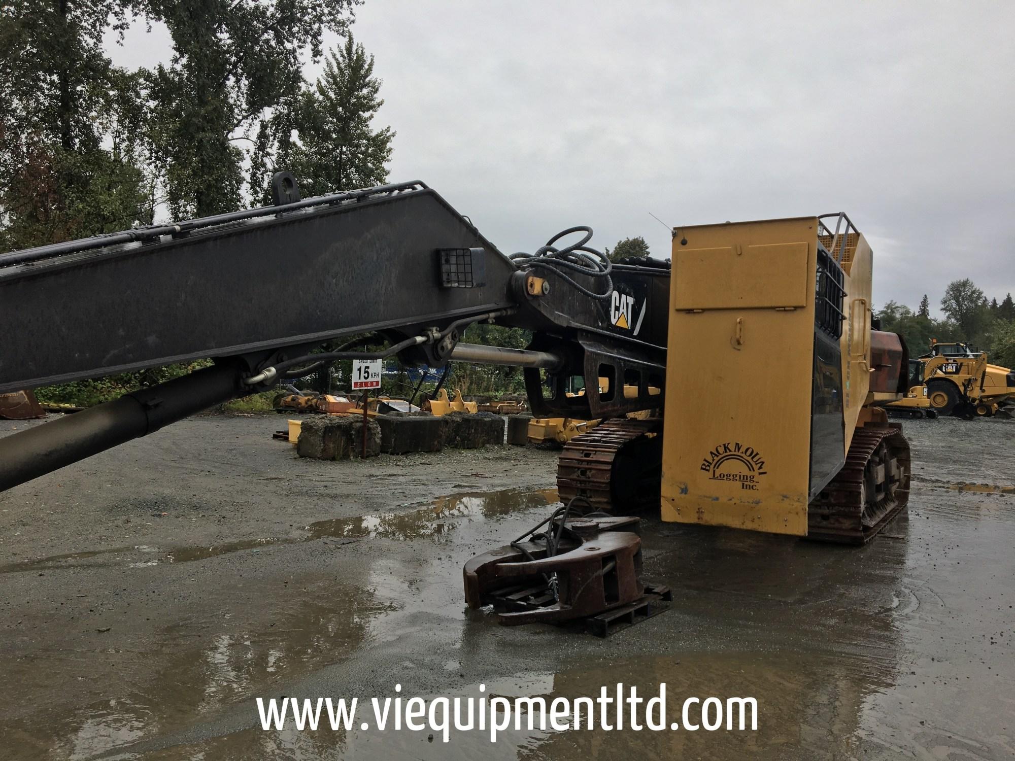 hight resolution of cat 330d log loader parts