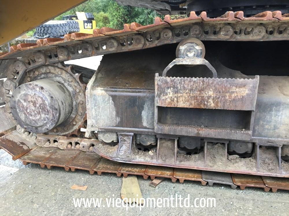 medium resolution of cat 330d log loader parts