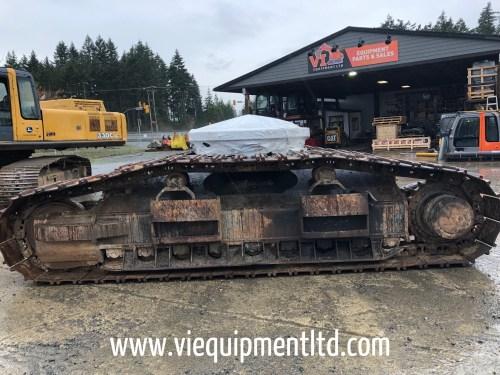 small resolution of cat 330d log loader complete bottom