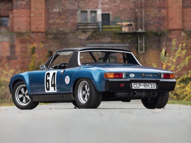Porsche 914:6 GT 2