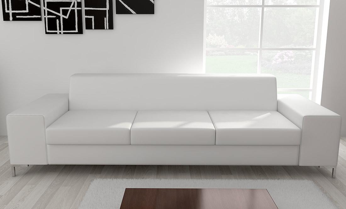 sofa 250cm anese floor modern sofas poland custom sized any textile milo large seat surface 250 cm