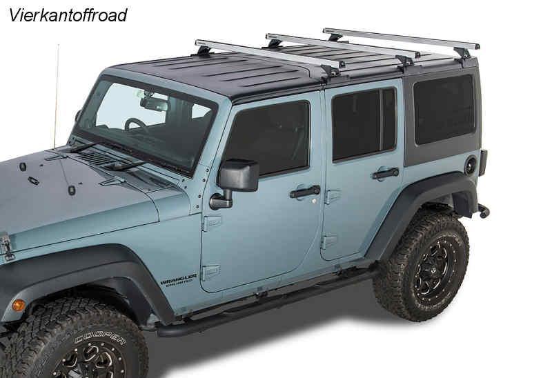 backbone roof rack system roof rack jeep wrangler jk 4dr 07 17