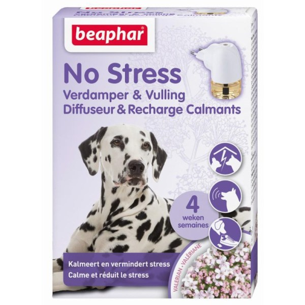 Verdamper no stress